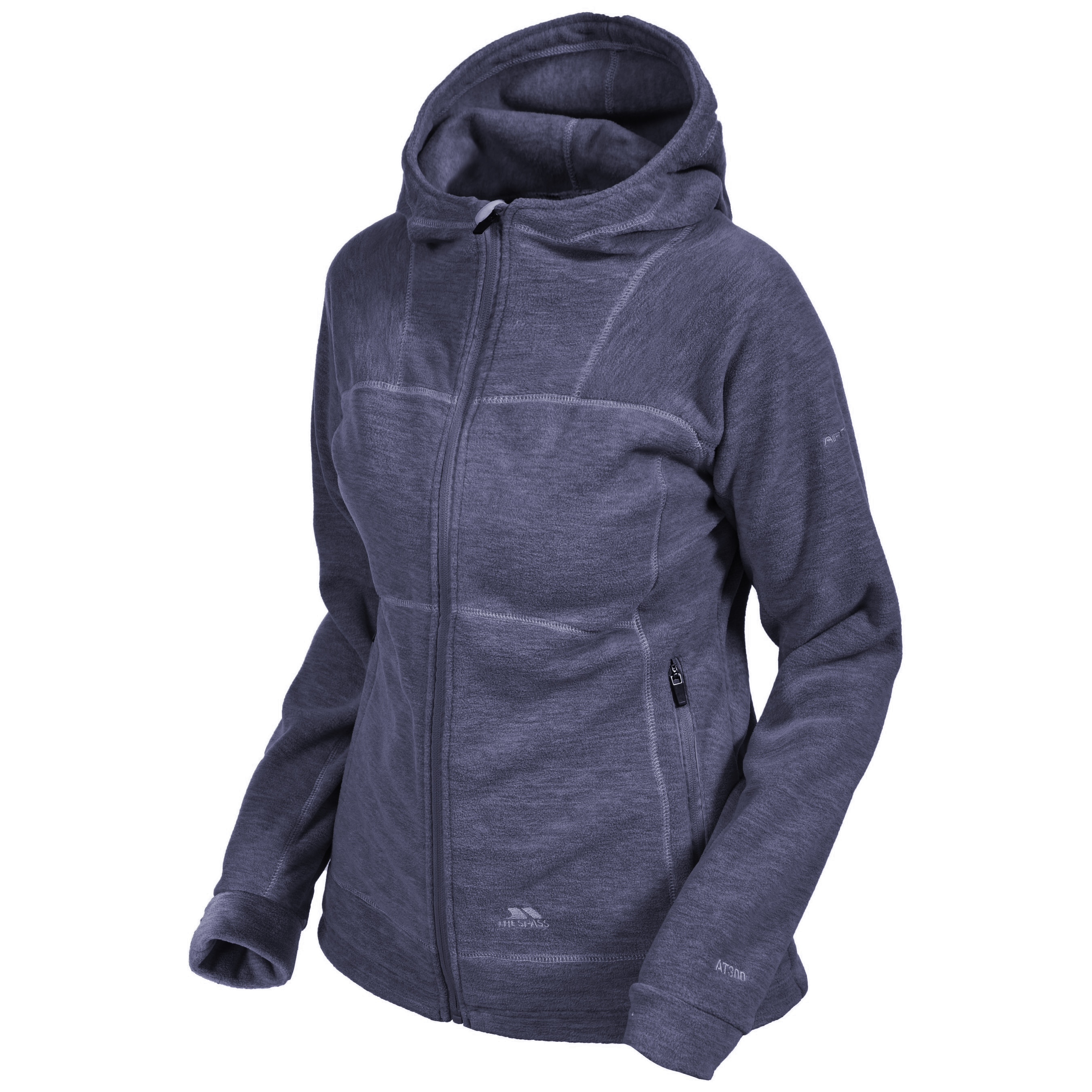 Trespass Fleecejacke Damen Scorch Fleece-Jacke mit Kapuze