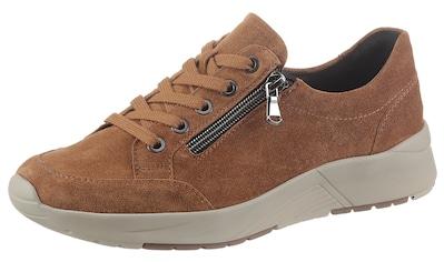 Semler Keilsneaker »SIGGI«, mit zusätzlichem Reißverschluss außen kaufen