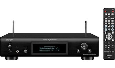 Denon Netzwerkplayer »DNP-800NE«, (WLAN-Bluetooth-LAN (Ethernet) ) kaufen