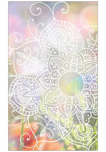 MySpotti Fensterfolie »Zangtangel white«, 60 x 100 cm, statisch haftend kaufen