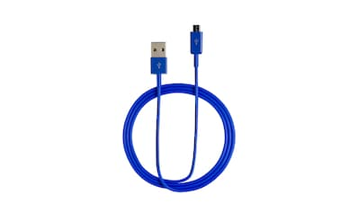 Connect IT Kabel »IT Colour Line Micro USB to USB 1m Blau« kaufen