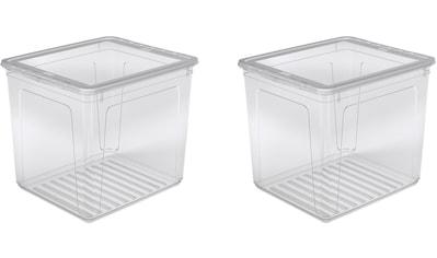 keeeper Aufbewahrungsbox »bea« (Set, 2 Stück, 2) kaufen