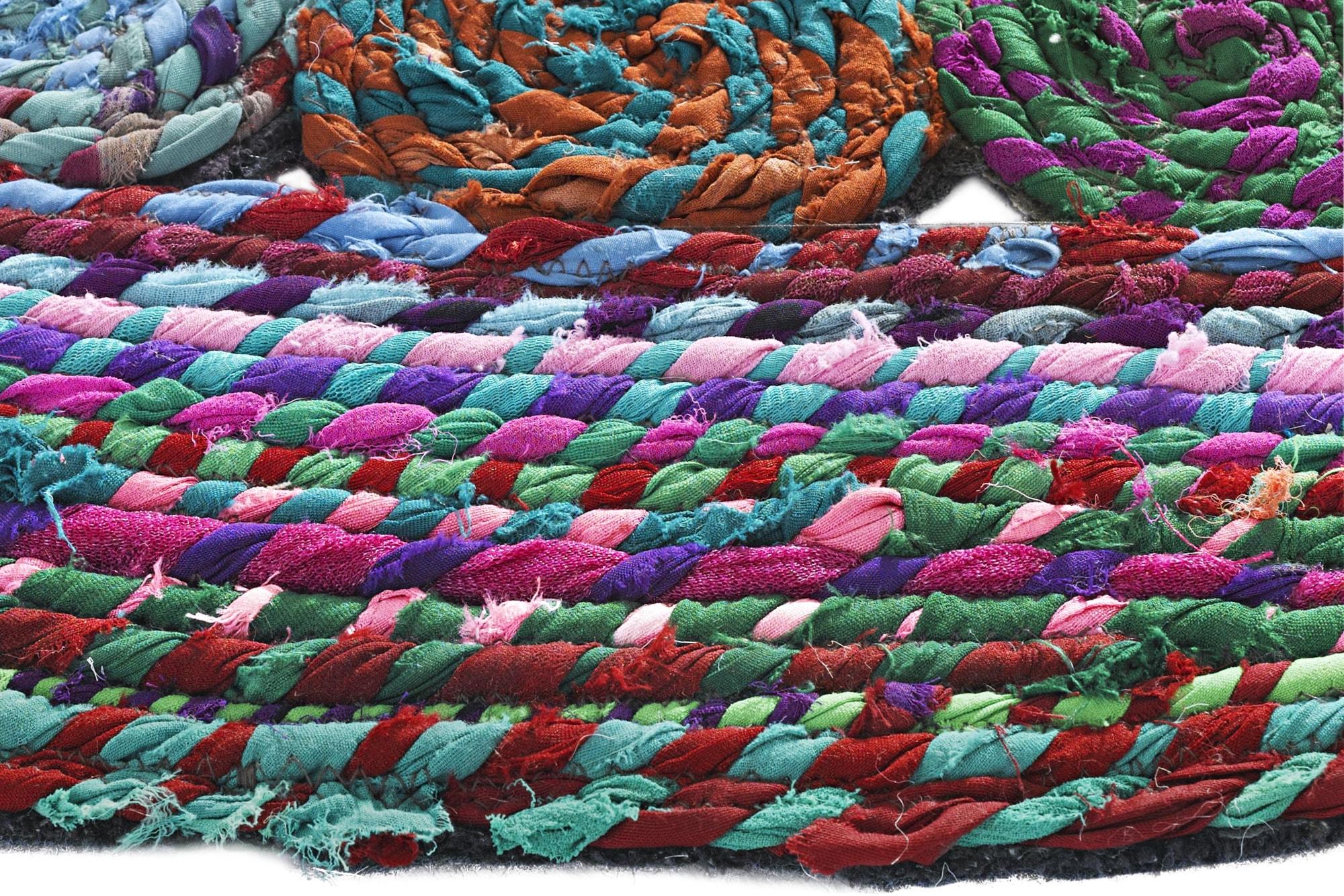heine home Teppich von Hand gewebt