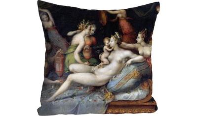 queence Kissenhülle »»Frauen mit Kindern««, (1 St.) kaufen