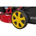 WOLF-Garten Benzinrasenmäher »A 460 A SP HW IS«, mit Radantrieb