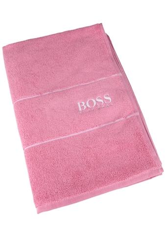 Hugo Boss Home Duschtuch »PLAIN«, (1 St.), aus ägyptischer Baumwolle kaufen