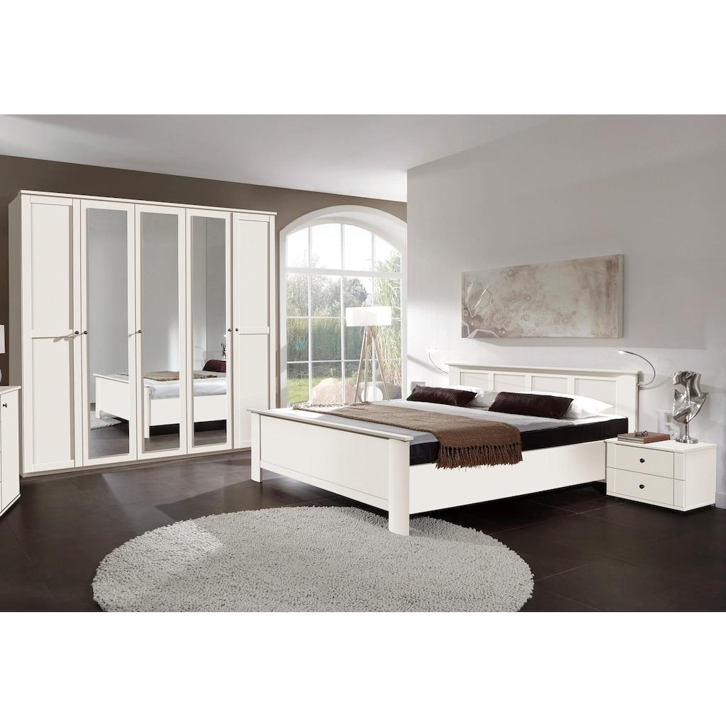 Wimex Schlafzimmer-Set »Chalet«, (Set, 4 St.)