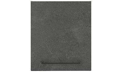 HELD MÖBEL Hängeschrank »Tulsa«, 50 cm breit, 57 cm hoch, 1 Tür, schwarzer... kaufen