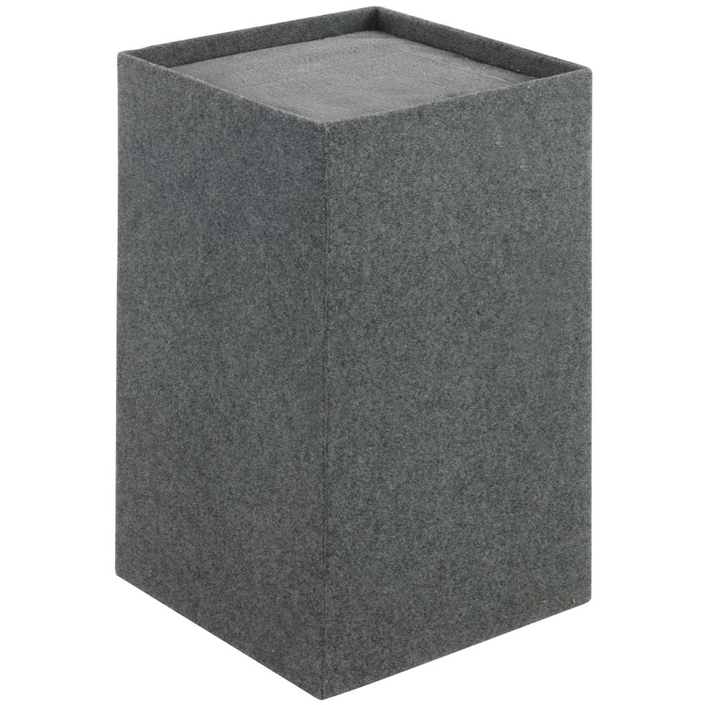 ABUKI Kratzbaum »Scratchy«, hoch, BxTxH: 40x40x70 cm