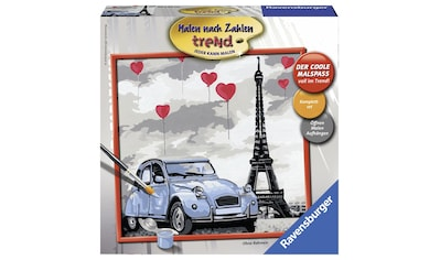 Ravensburger Malen nach Zahlen »Paris«, Made in Europe kaufen