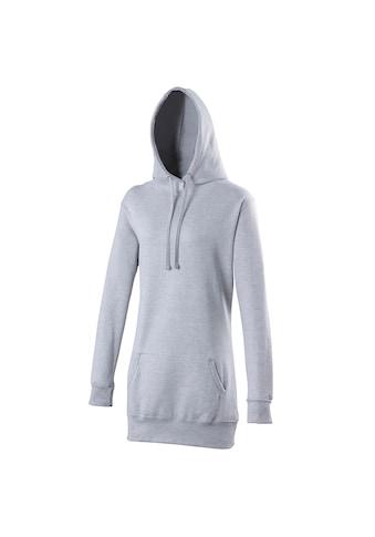 AWDIS Kapuzenpullover »Girlie Damen Kapuzen Pullover extra lang« kaufen