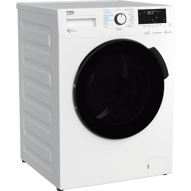 BEKO Waschtrockner »WDW85141Steam1«