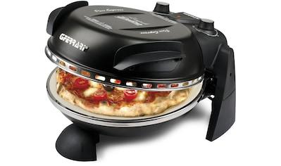 G3Ferrari, Pizzaofen »G1000610 Delizia schwarz«, Grill kaufen