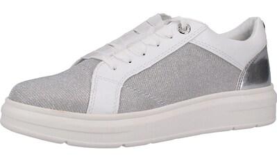 s.Oliver Sneaker »Lederimitat/Textil« kaufen