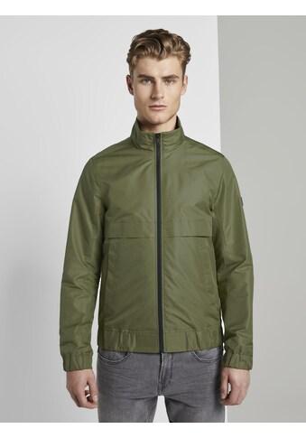 TOM TAILOR Denim Blousonjacke »Moderne Jacke mit Stehkragen« kaufen