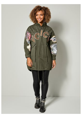 Angel of Style by Happy Size Parka kaufen