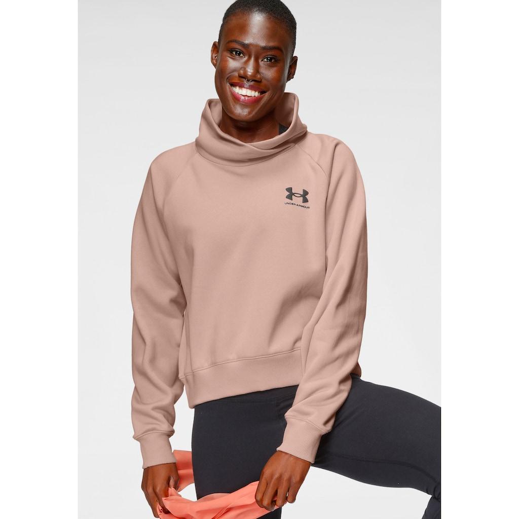 Under Armour® Sweatshirt »RIVAL FLEECE WRAP«
