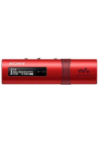 Sony MP3 - Player »Walkman NWZ - B183FB mit FM Tuner 4GB« kaufen
