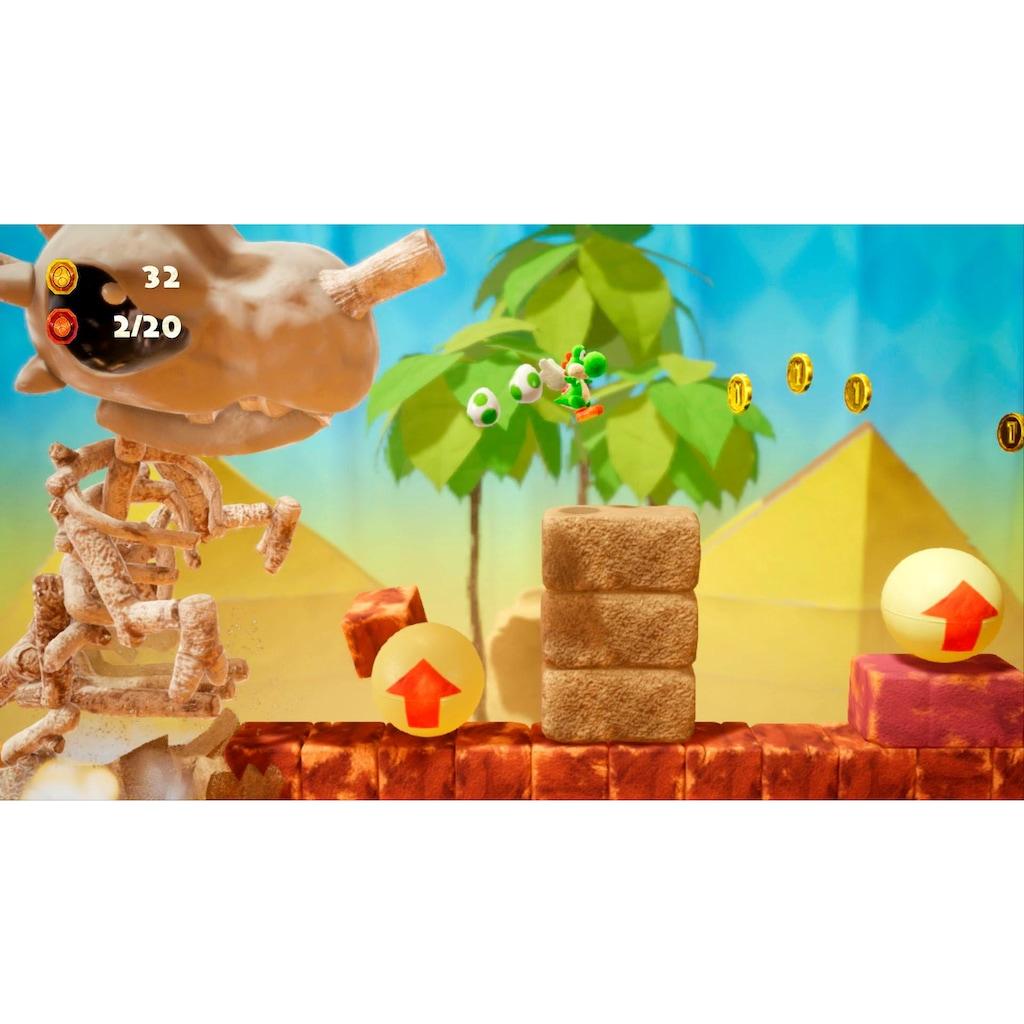 Nintendo Switch Spiel »Yoshi's Crafted World«, Nintendo Switch