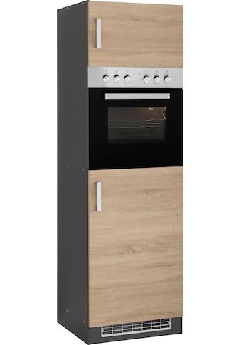HELD MÖBEL Backofen/Kühlumbauschrank »Gera«, Breite 60 cm kaufen