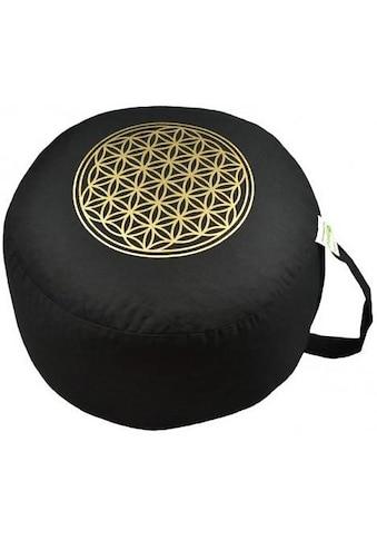 herbalind Yogakissen »Blume des Lebens« kaufen