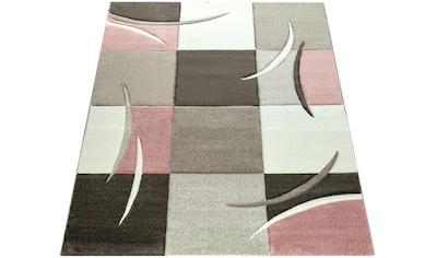Teppich, »Lara 235«, Paco Home, rechteckig, Höhe 18 mm, maschinell gewebt kaufen