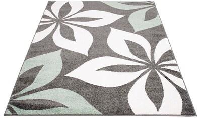 Carpet City Teppich »Moda Soft«, rechteckig, 11 mm Höhe, Wohnzimmer kaufen