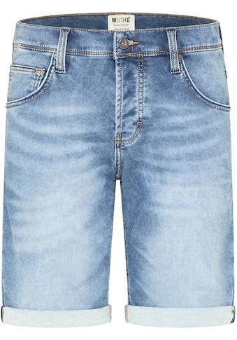 MUSTANG Jeansshorts »Chicago Short« kaufen