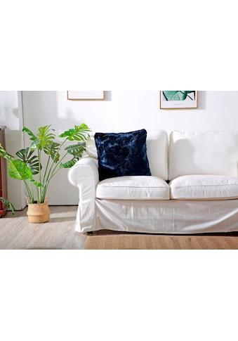 Star Home Textil Dekokissen »Zobel«, aus besonders weichem Fellimitat kaufen