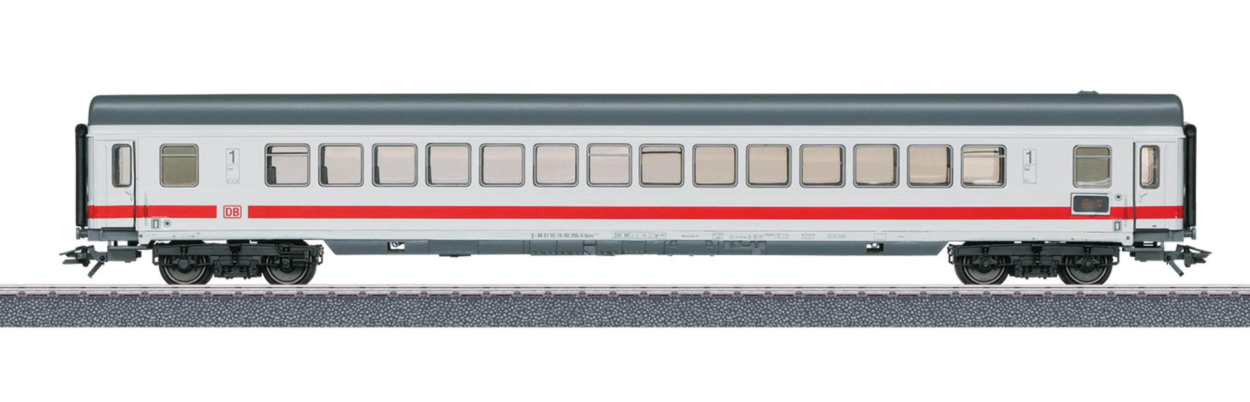 Märklin Personenwagen IC Schnellzugwagen 1. Klasse DB AG - 40500, Spur H0