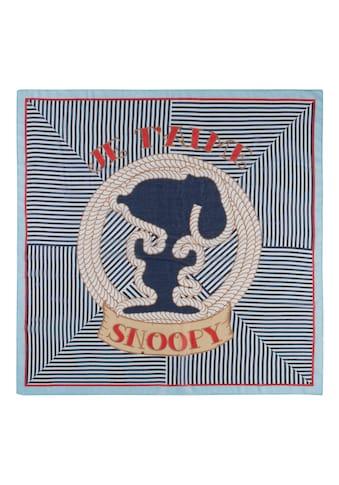 Codello Modetuch, mit Snoopy-Motiv aus recyceltem Polyester kaufen