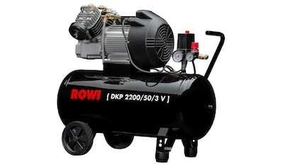 Rowi Kompressor »DKP 2200/50/3 V« kaufen