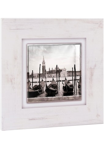 Home affaire Holzbild »Gondeln in Venedig«, 40/40 cm kaufen
