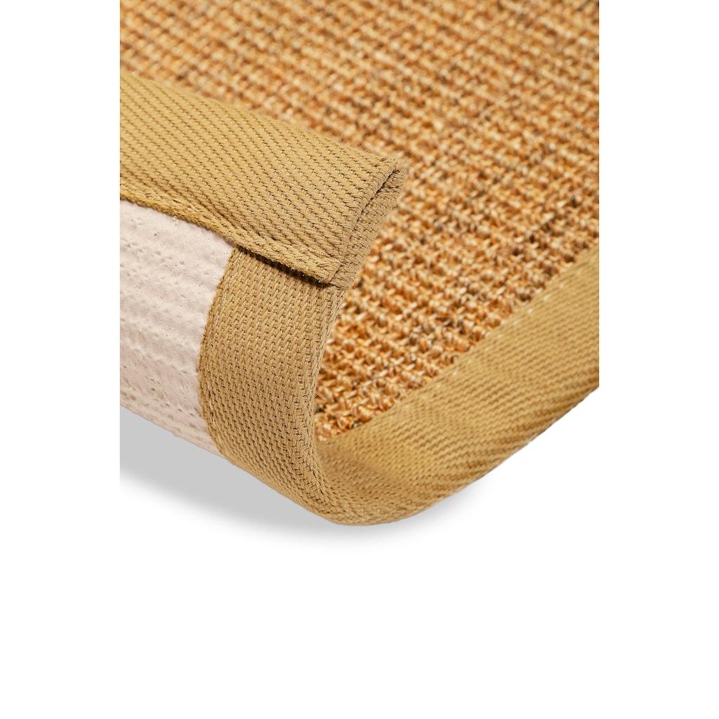 Wecon home Basics Läufer »Ansgar«, rechteckig, 6 mm Höhe