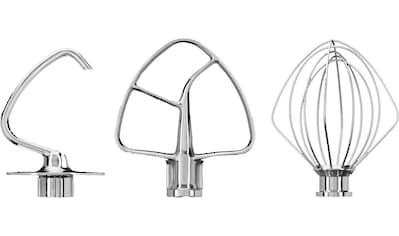 KitchenAid Back - Set 5KSM5TH3PSS für Küchenmaschine 4.3L & 4.8L, Zubehör für KitchenAid Küchenmaschine 4.3L & 4.8L mit kippbarem Motorkopf kaufen
