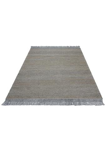 Home affaire Teppich »Amba«, rechteckig, 6 mm Höhe, Wohnzimmer kaufen