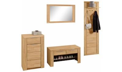Garderoben - Set »Zara« (Set, 4 - tlg) kaufen