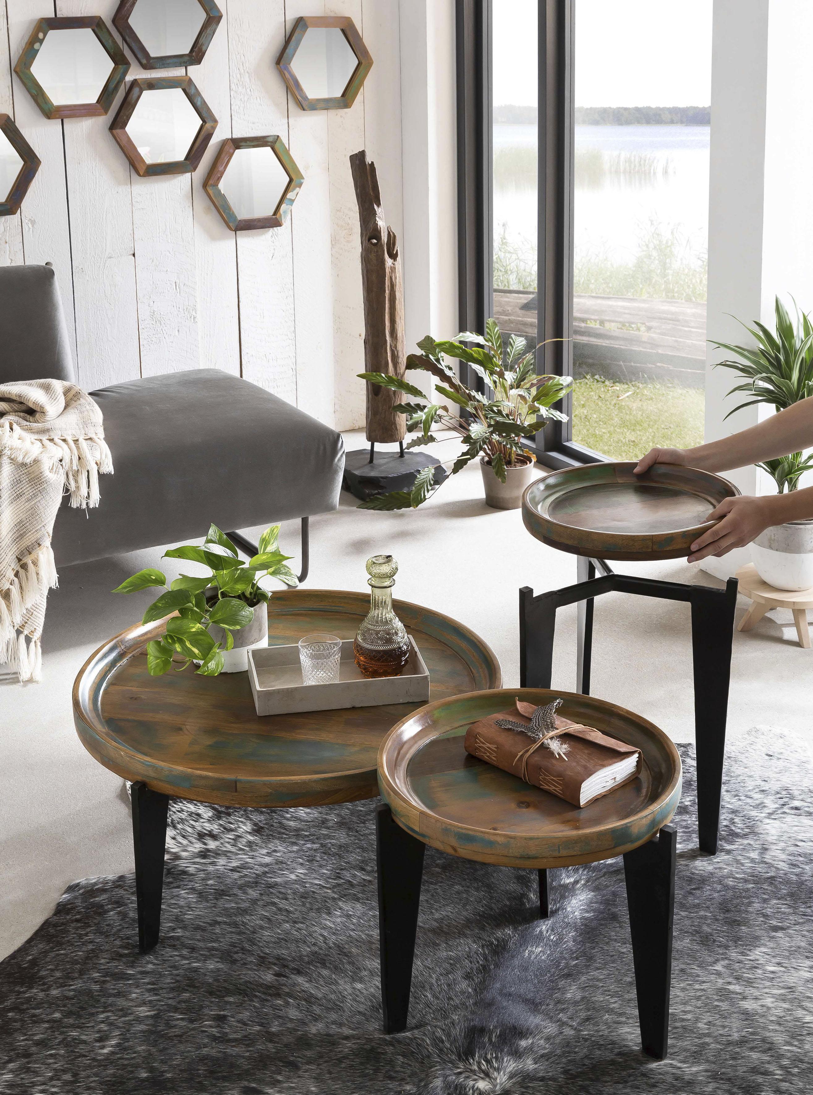SIT Beistelltisch bunt Beistelltische Tische