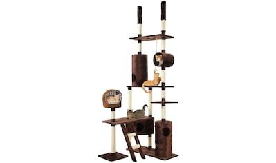 HEIM Kratzbaum »Wonderland«, hoch, BxTxH: 101x40x250-280 cm kaufen