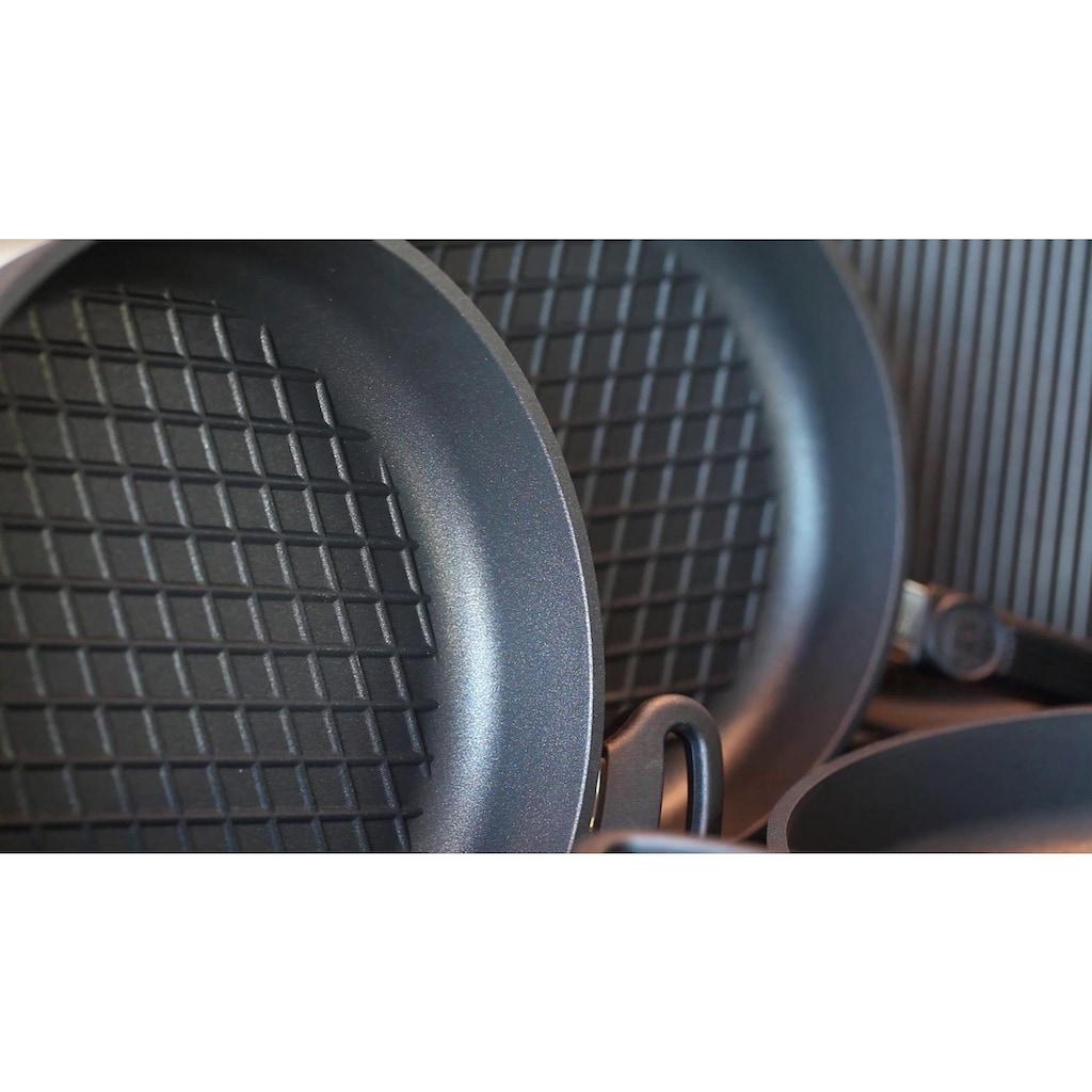 SKK Paellapfanne »Serie 7«, Aluminiumguss, (1 tlg.), Ø 28 cm, Induktion