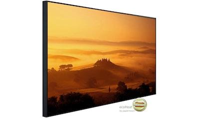 Papermoon Infrarotheizung »Landschaft bei Sonnenuntergang«, sehr angenehme... kaufen