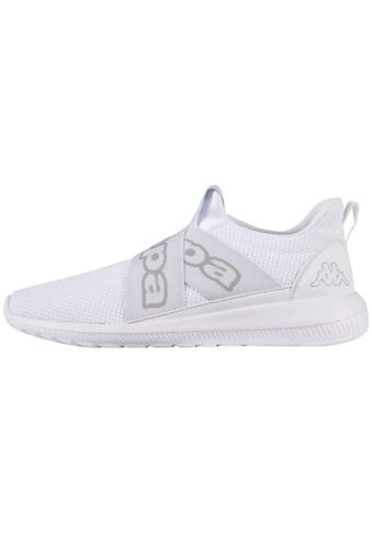 Kappa Sneaker »FASTER II«, mit breiten, gekreuzten Elastikbändern kaufen