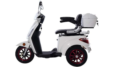 GreenStreet Elektromobil »E-Mover«, 800 W, 25 km/h, inkl. Topcase kaufen