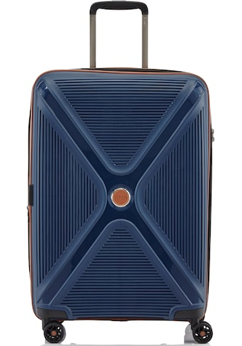 TITAN® Hartschalen-Trolley »Paradoxx M, 68 cm«, 4 Rollen, mit Dehnfalte kaufen