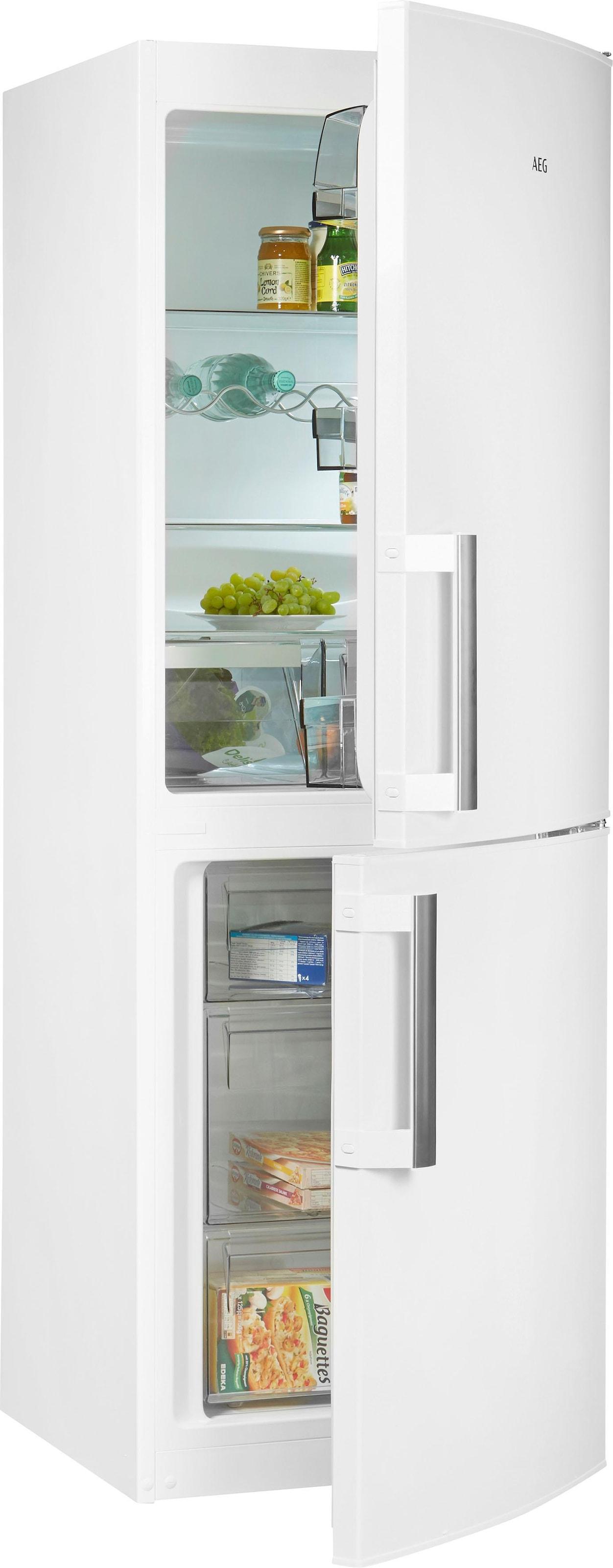 Aeg Kühlschrank Gefrierkombination : Aeg kühl gefrierkombination cm hoch cm breit auf