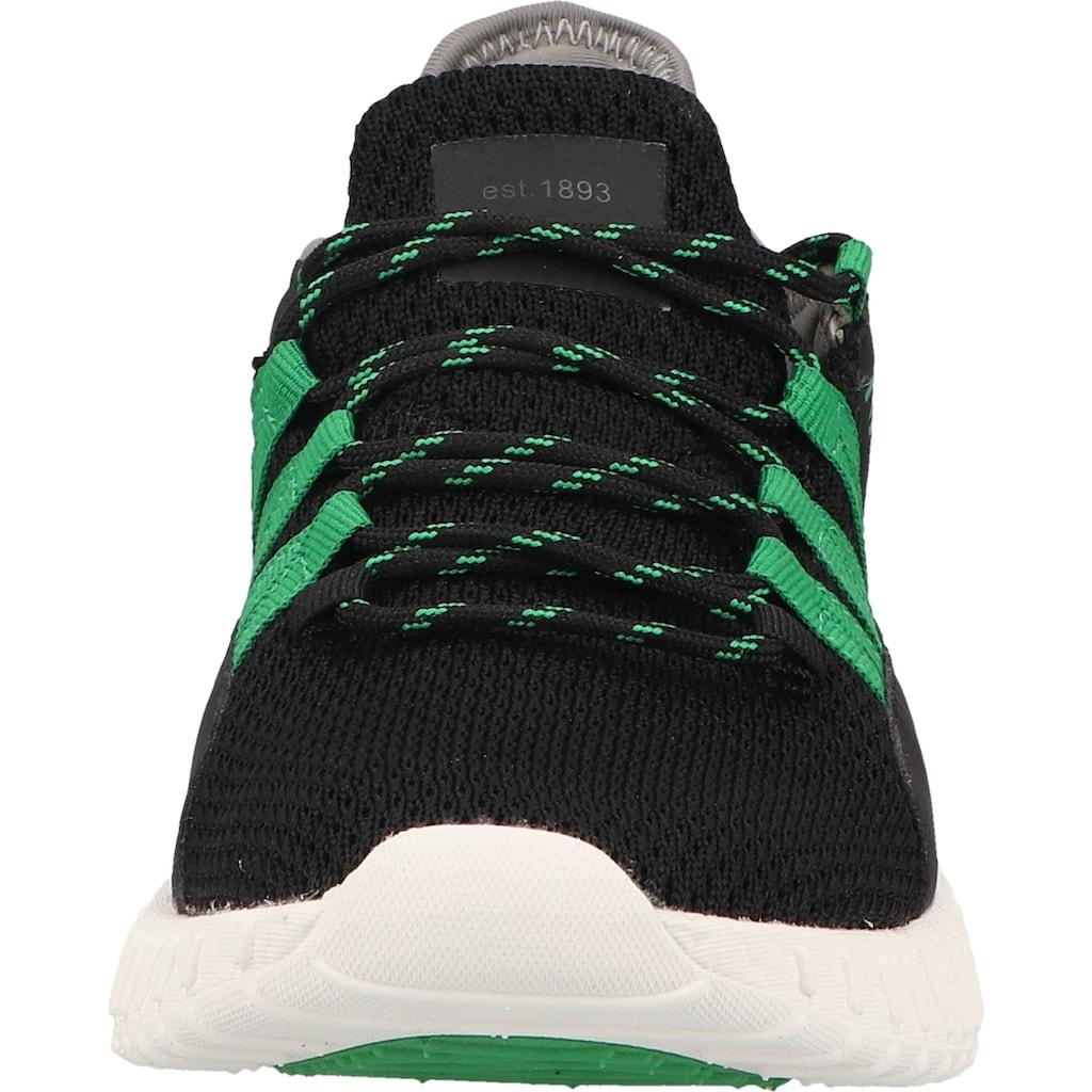Richter Sneaker »Lederimitat/Textil«