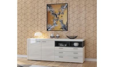 TRENDMANUFAKTUR Sideboard »Cara«, Breite 220 cm kaufen