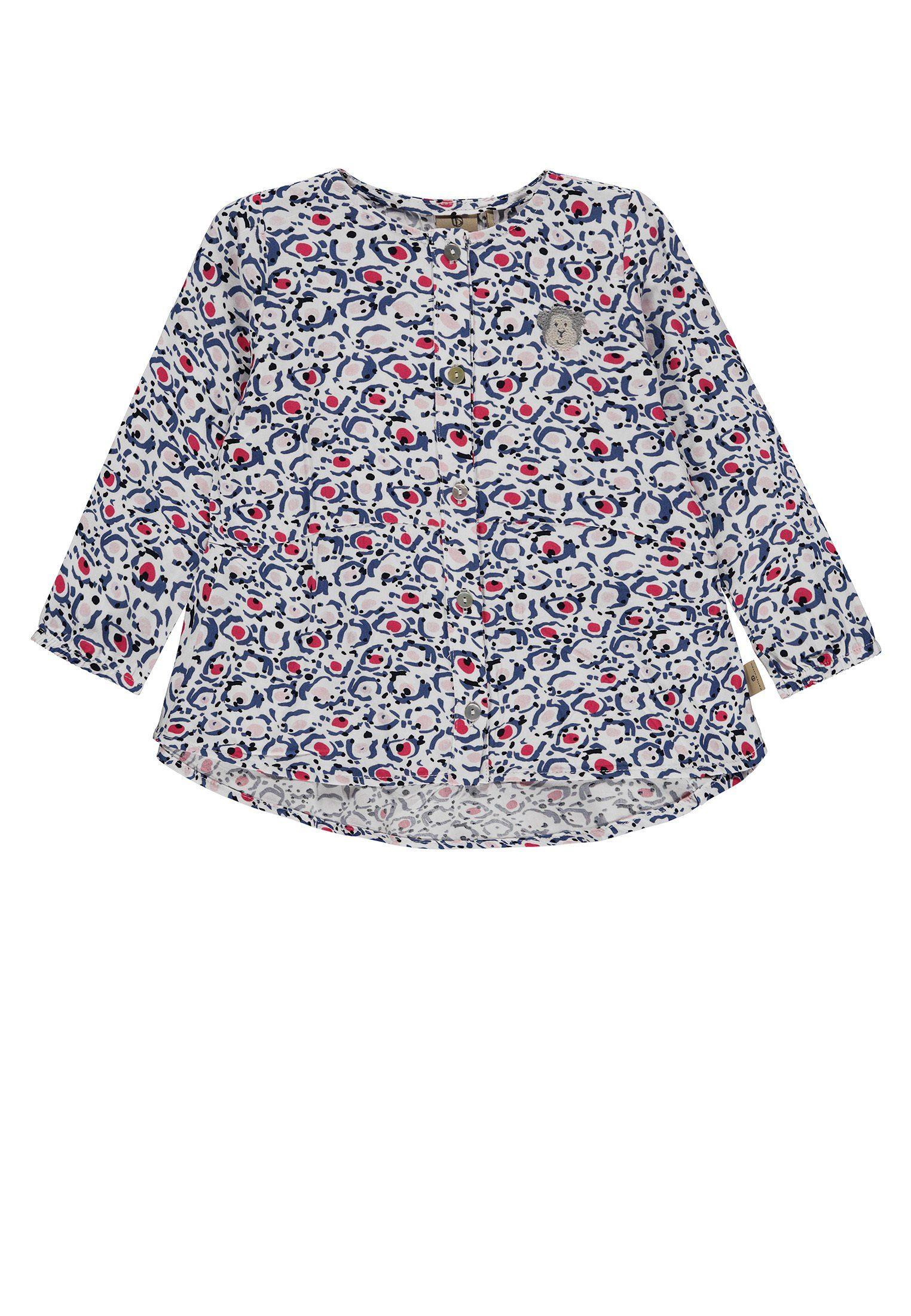 Bellybutton Bluse langärmlig bunt