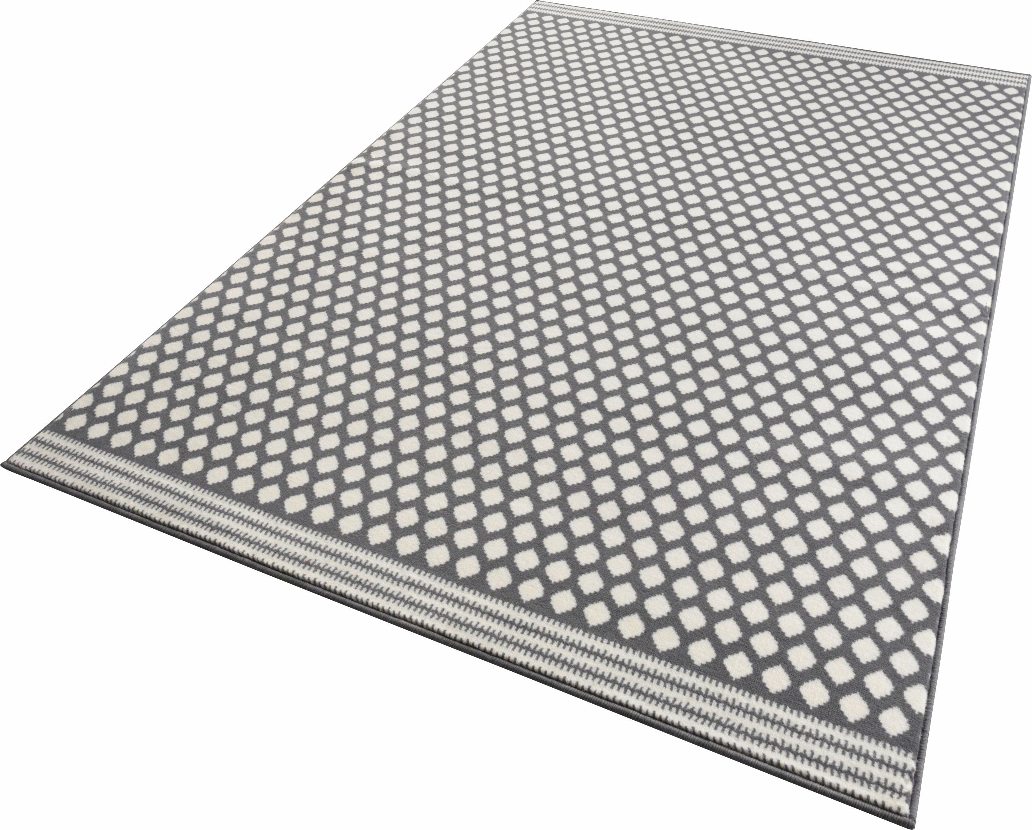 Teppich Spot Zala Living rechteckig Höhe 9 mm
