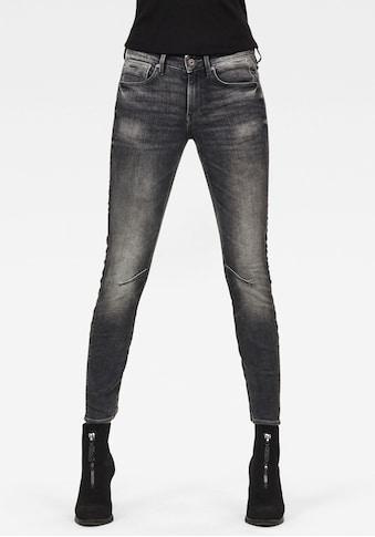 G - Star RAW Skinny - fit - Jeans »Arc 3D Mid Skinny« kaufen